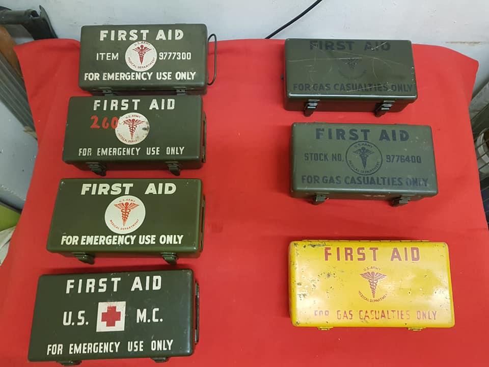 First Aid Box véhicules légers  Aid0110