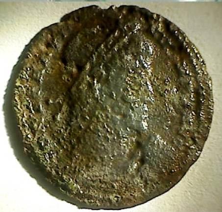 AE3 de Constantino I. GLORIA EXERCITVS Untitl19