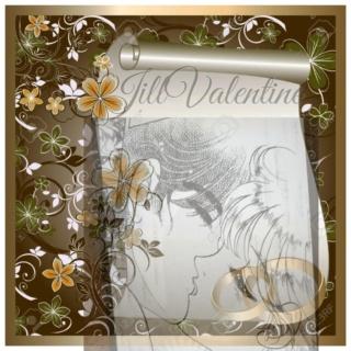 Las estrellas de Brodway/ Jill Valentine. Photog20