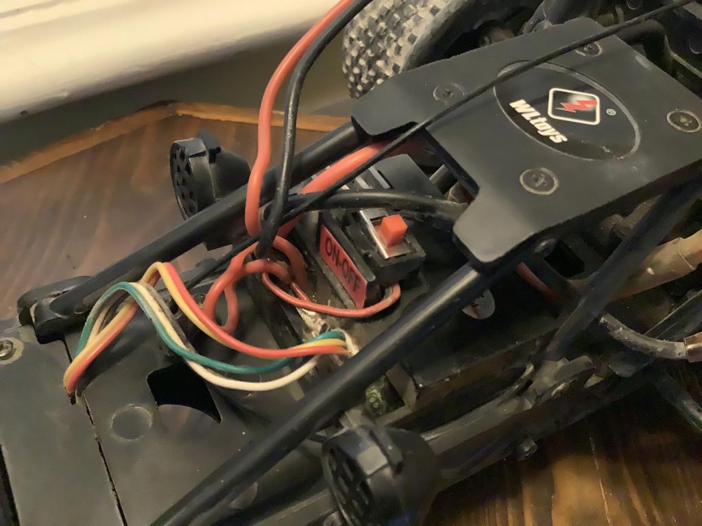 Buggy RC 1/12 - variateur Ae0cfc10