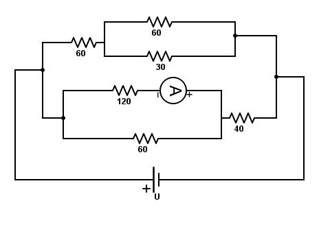 Redesenho de circuito elétrico - Eletrodinâmica  Partsi10