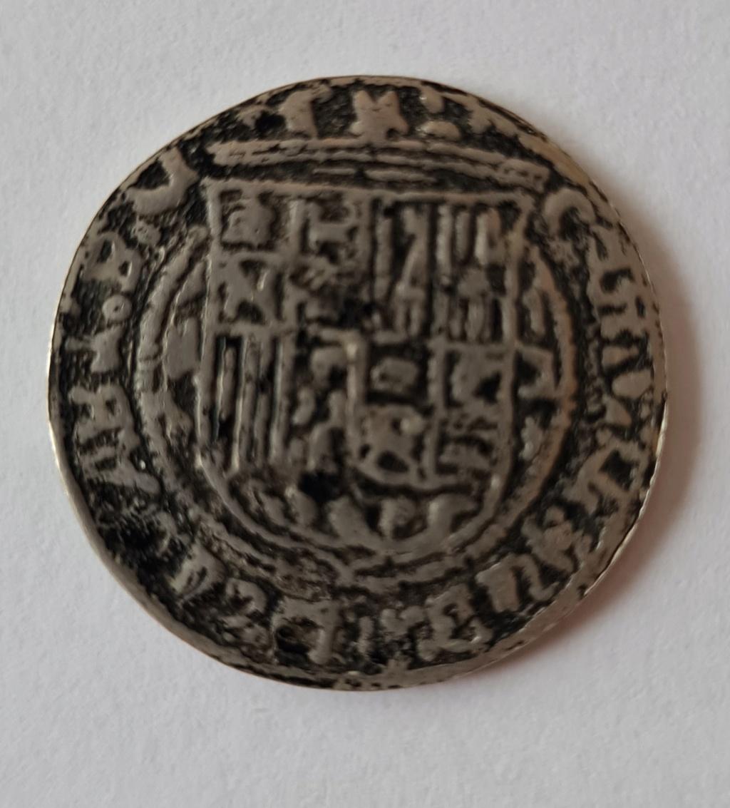 """Répliques de monnaies anciennes """"Normatensyl"""" ... 20210514"""