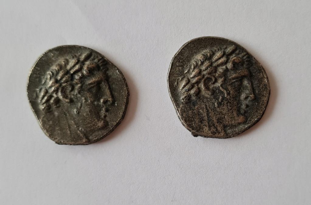 """Répliques de monnaies anciennes """"Normatensyl"""" ... 20210521"""