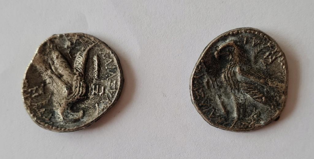 """Répliques de monnaies anciennes """"Normatensyl"""" ... 20210522"""