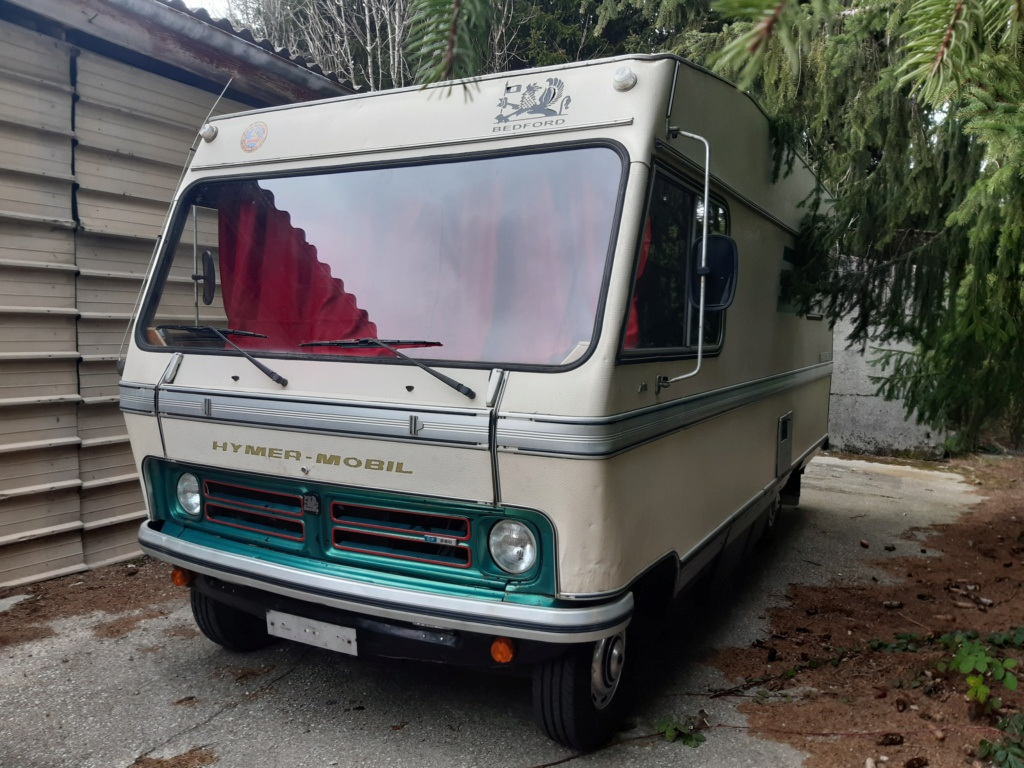 Bed Blitz Hymermobil 1981  20210312