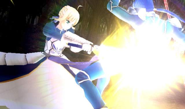 Fate/unlimited codes Fate0610