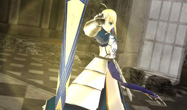 Fate/unlimited codes Fate1610