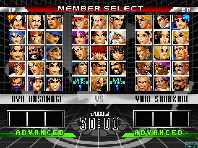 The King of Fighters '98 - Ultimate Match Kof98110