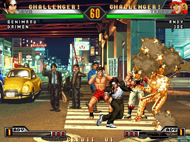 The King of Fighters '98 - Ultimate Match Kof98210
