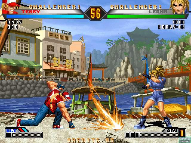 The King of Fighters '98 - Ultimate Match Kof98510