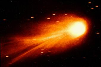Comète de Halley Halley10
