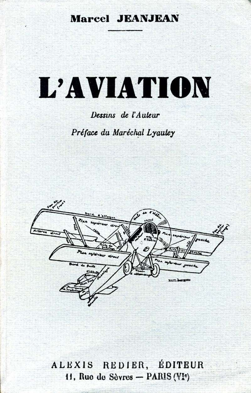 Marcel Jeanjean - L'Aviation Jeanje10