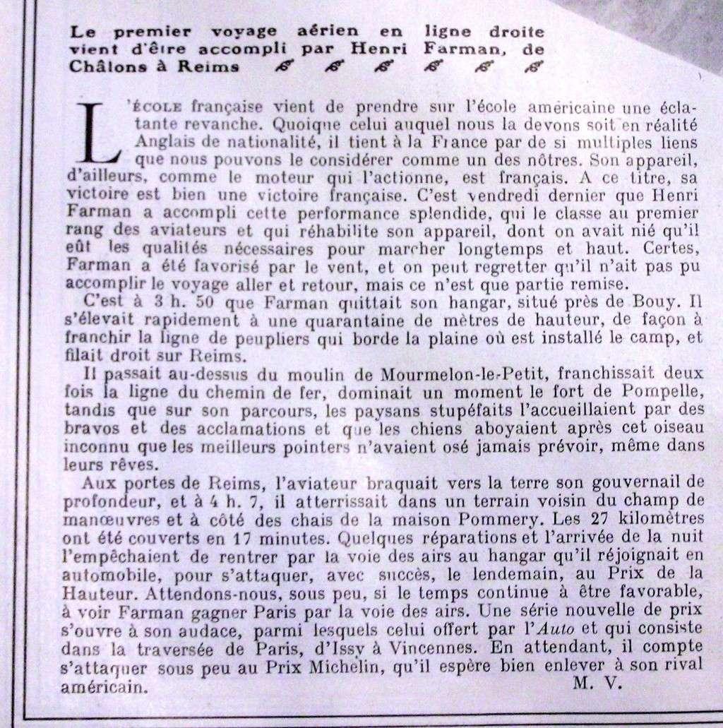 Farman - le premier voyage aérien Premie11