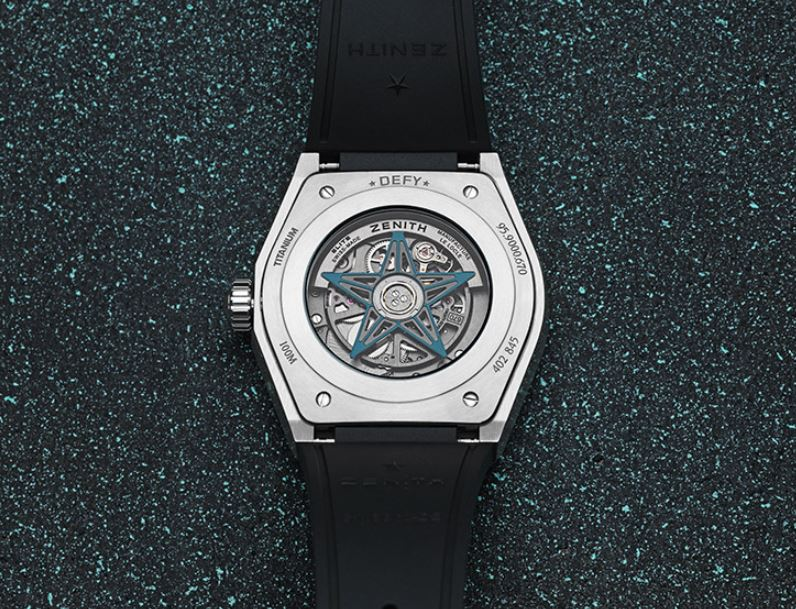 ZENITH DEFY CLASSIC RANGE ROVER SPECIAL EDITION Zenith10
