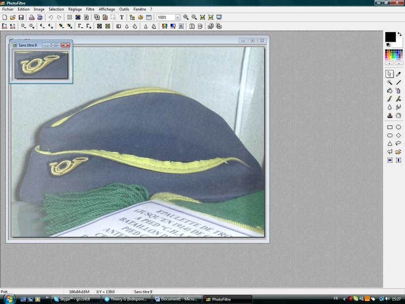 Recadrer une photographie ou un scan. R_510