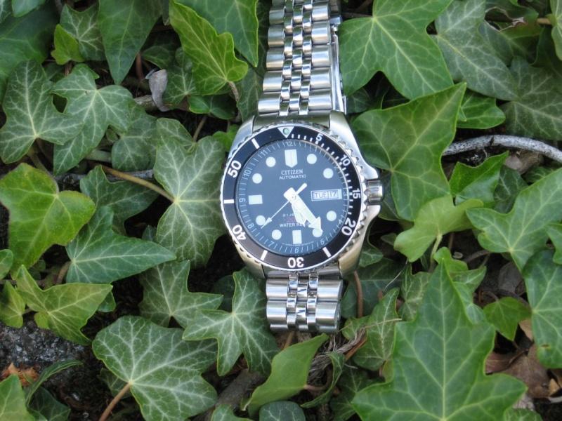 citizen - Seiko Diver's 200 SKX009K vs Citizen Promaster Diver NY2300 - Page 2 Citize10