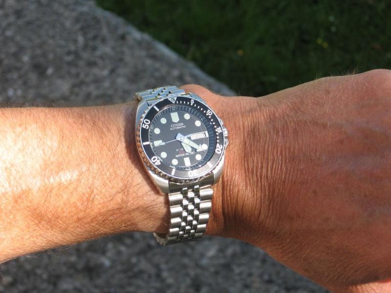 citizen - Seiko Diver's 200 SKX009K vs Citizen Promaster Diver NY2300 - Page 2 Citize11