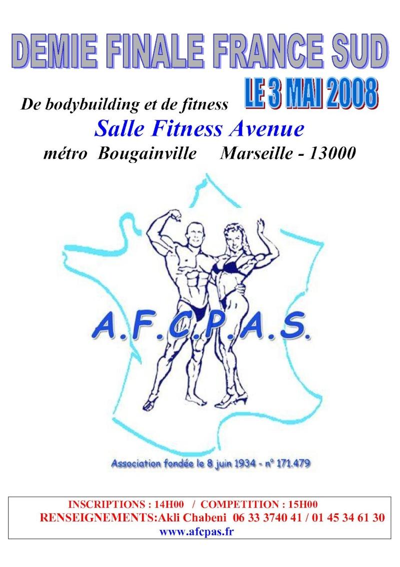 france - A.F.C.P.A.S / WABBA  Affich10