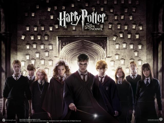 Училище за магия и вълшебство Хогуортс!
