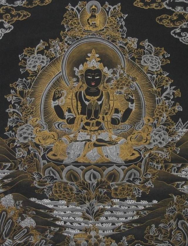 Le Trésor du coeur des êtres éveillés Avalok10