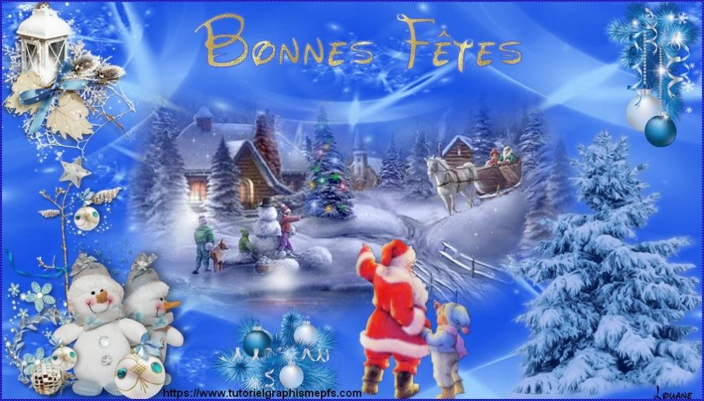"""Logo """"Fête """"Noël 2020 ►Servez vous Sans_756"""