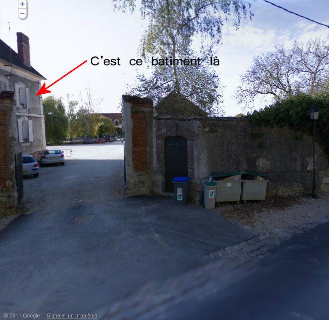 Localisation géographique du club Rêves & Légendes Situat12