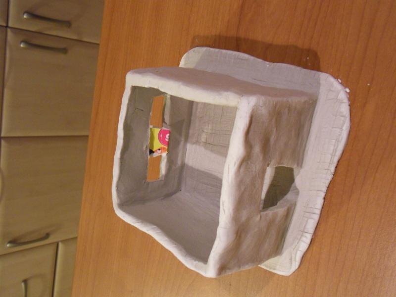 Décors en pâte à modeler Bunker11