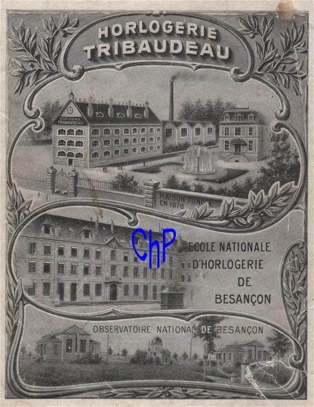 renseignement Fabriques de Tribaudeau Tribau10