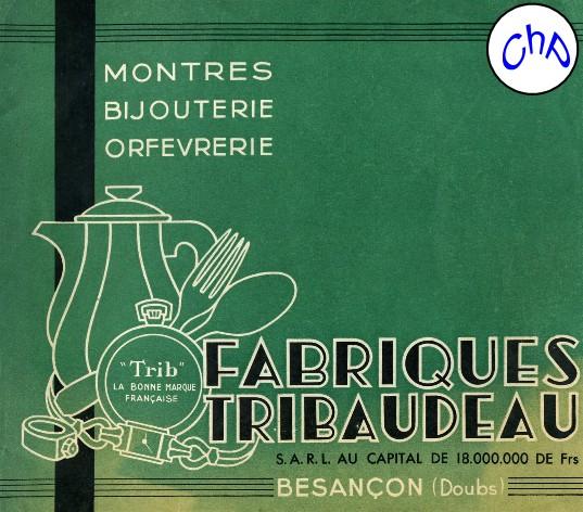 renseignement Fabriques de Tribaudeau Tribau12