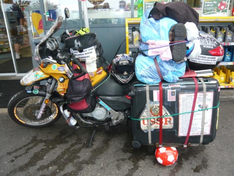 Equipement et bagagerie moto (Trail de baroudeur) Hongri11