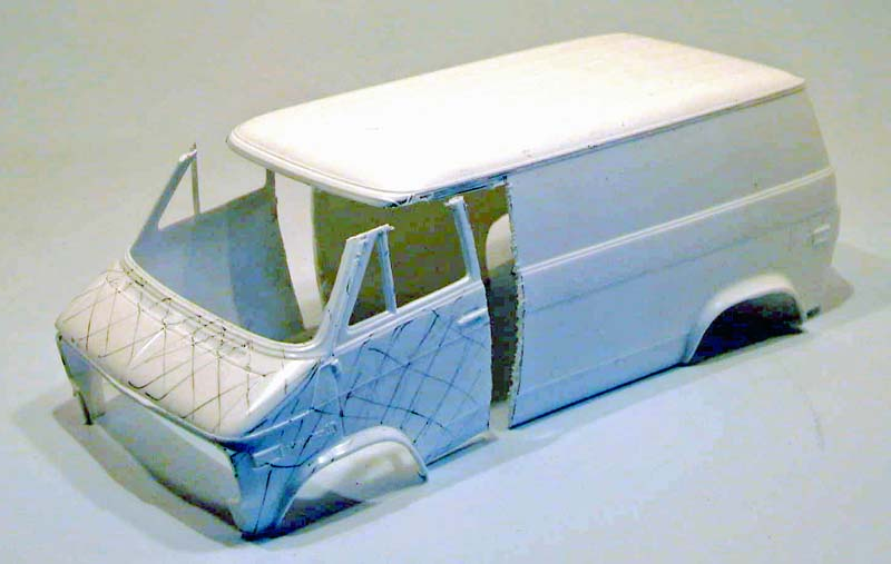 """CHEVY """" Express SS """" ( Fini !) Aut40712"""