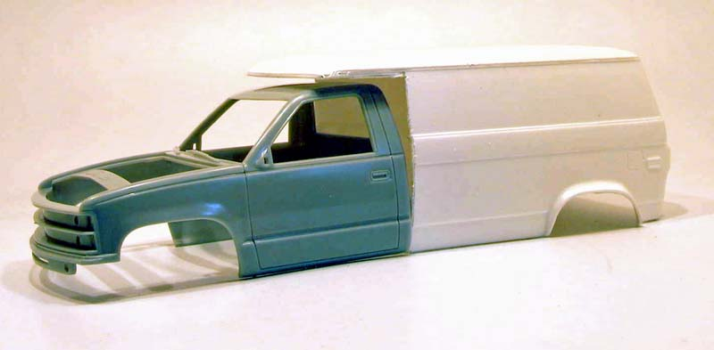 """CHEVY """" Express SS """" ( Fini !) Aut40715"""