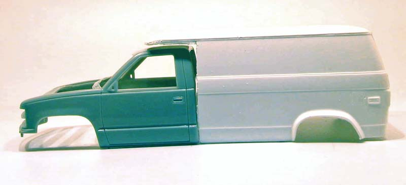"""CHEVY """" Express SS """" ( Fini !) Aut40716"""