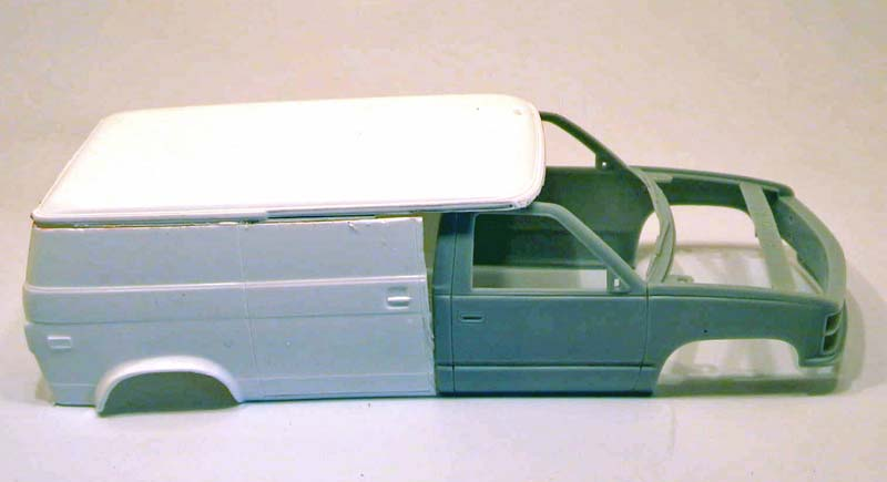 """CHEVY """" Express SS """" ( Fini !) Aut40722"""
