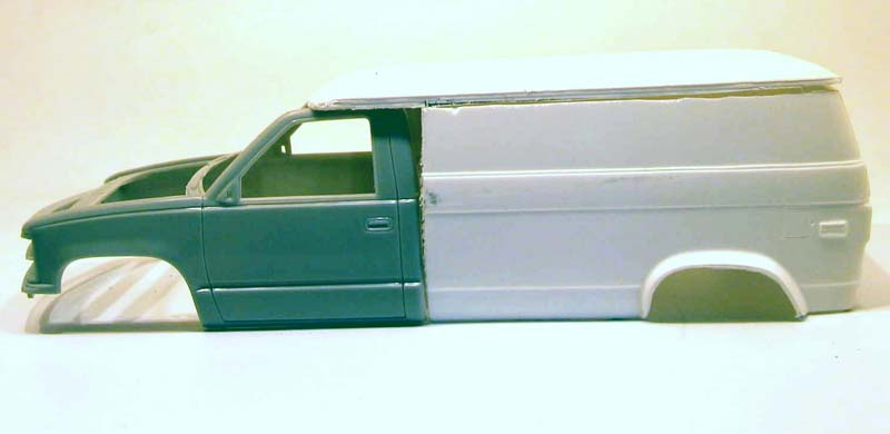 """CHEVY """" Express SS """" ( Fini !) Aut40723"""