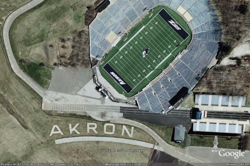 Ecriture AKRON, Ohio - USA Akron10