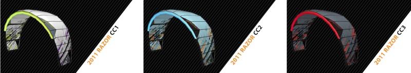 Airush 2011 Razor110