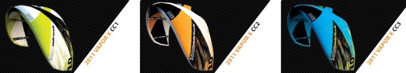 Airush 2011 Vaporx10