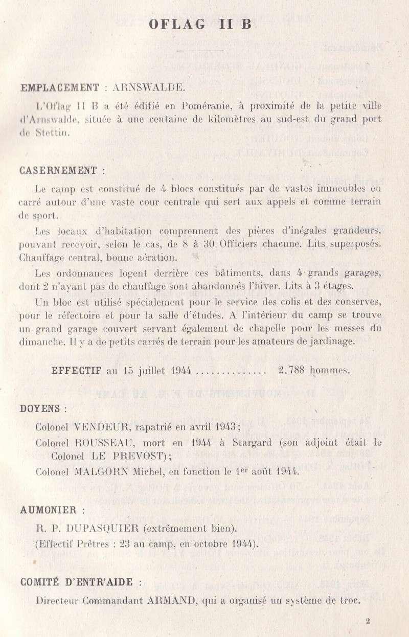 Camps de Prisonniers de Guerre (doc 5è Bureau) Img_0134