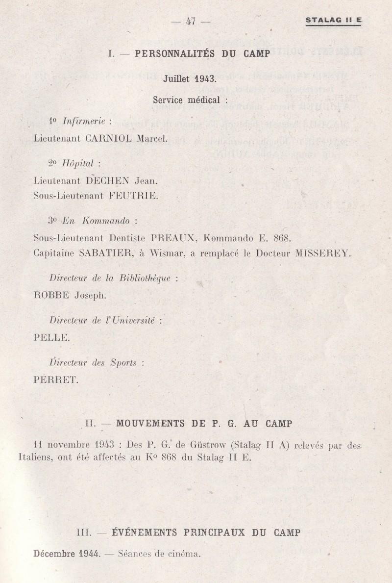 Camps de Prisonniers de Guerre (doc 5è Bureau) Img_0159