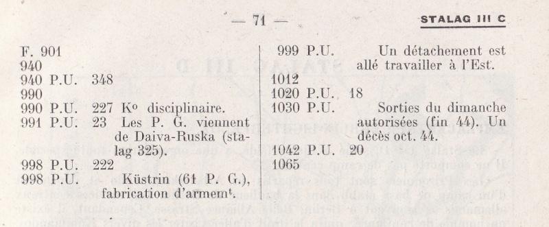 Camps de Prisonniers de Guerre (doc 5è Bureau) Img_0178
