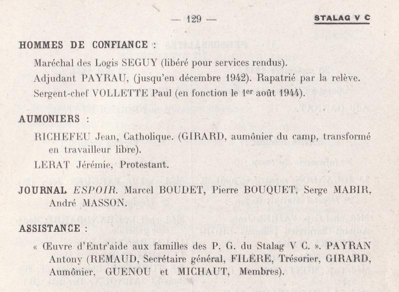 Camps de Prisonniers de Guerre (doc 5è Bureau) Img_0231