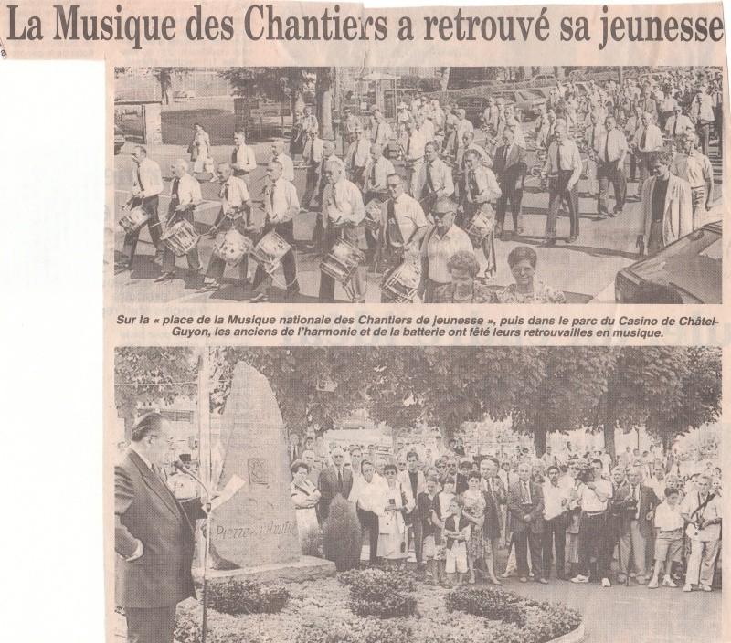 le musée des Chantier  de Jeunesse de Châtelguyon Img_0376