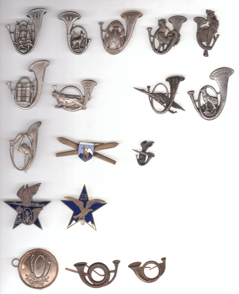 Ma collection d'insignes 39-40 Insign24