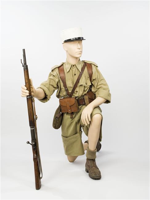 Armée Française de libération 1943-1945  : Petit guide uniformologique  Lagion10