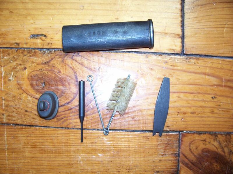Outils de nettoyage pour fusils Nacess13