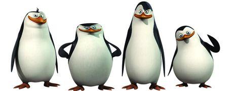 Les Pingouins de Madagascar - Le Film 19706310