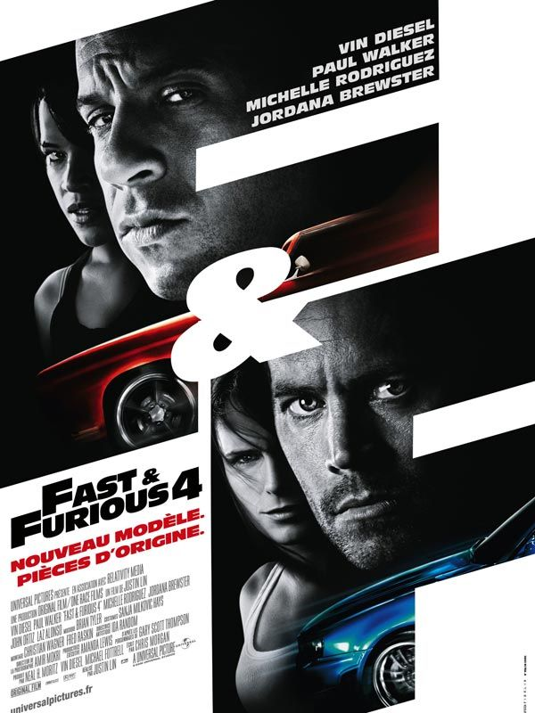 La saga Fast and Furious F410
