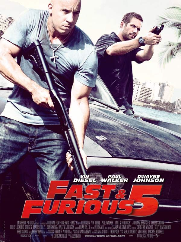 La saga Fast and Furious F510