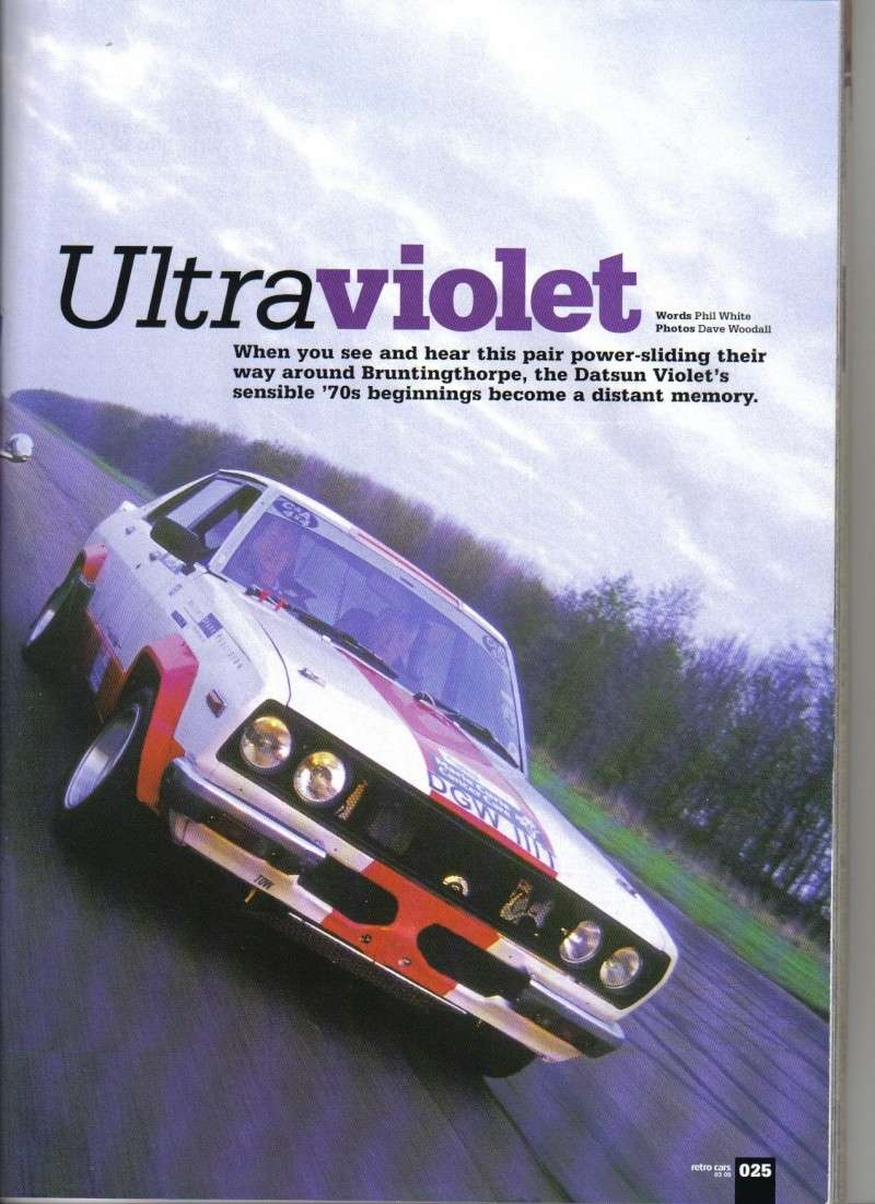 Topic officiel DATSUN VIOLET 140J & 160JSSS type LA10/PA10  - Page 2 Vio210